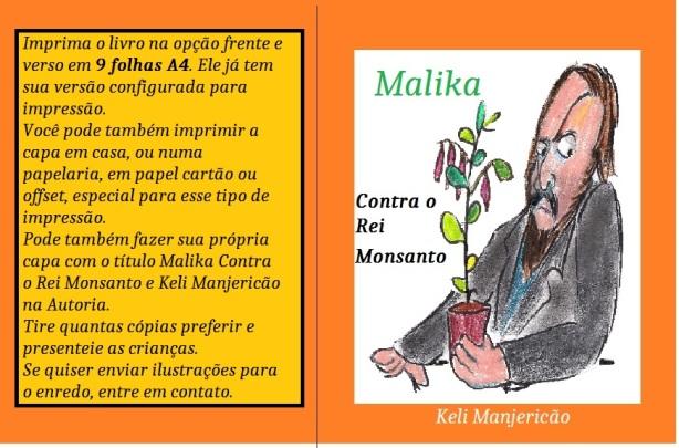 malika orientações